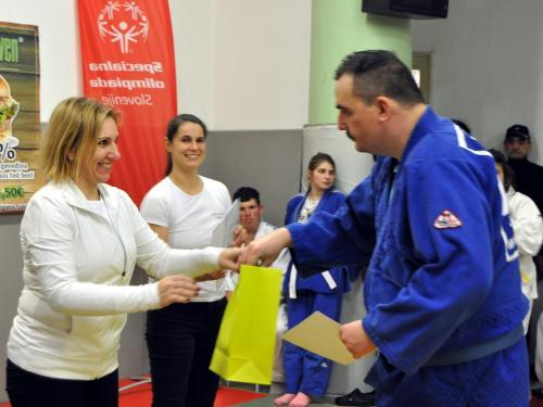 Državni judo turnir Specialne olimpiade Slovenije_2018_1