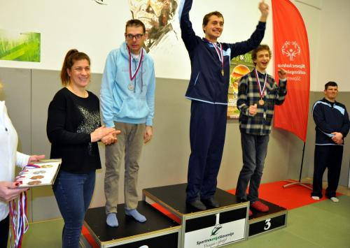 Državni judo turnir Specialne olimpiade Slovenije_2018_3